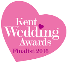 Kent Wedding Awards Finalist 2016